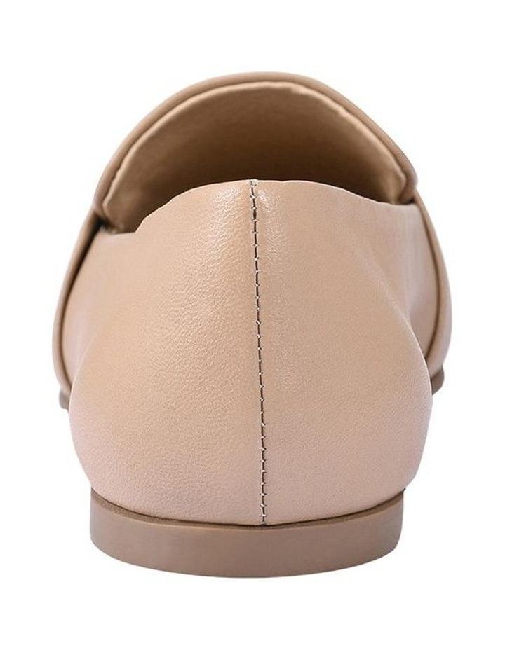 Risky Camel Flat Shoe image 3