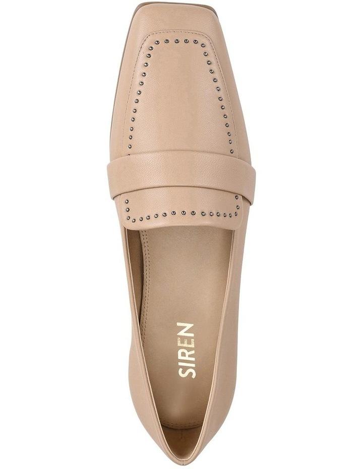 Risky Camel Flat Shoe image 5