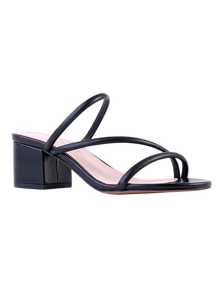 Neecey Black Sandal image 2