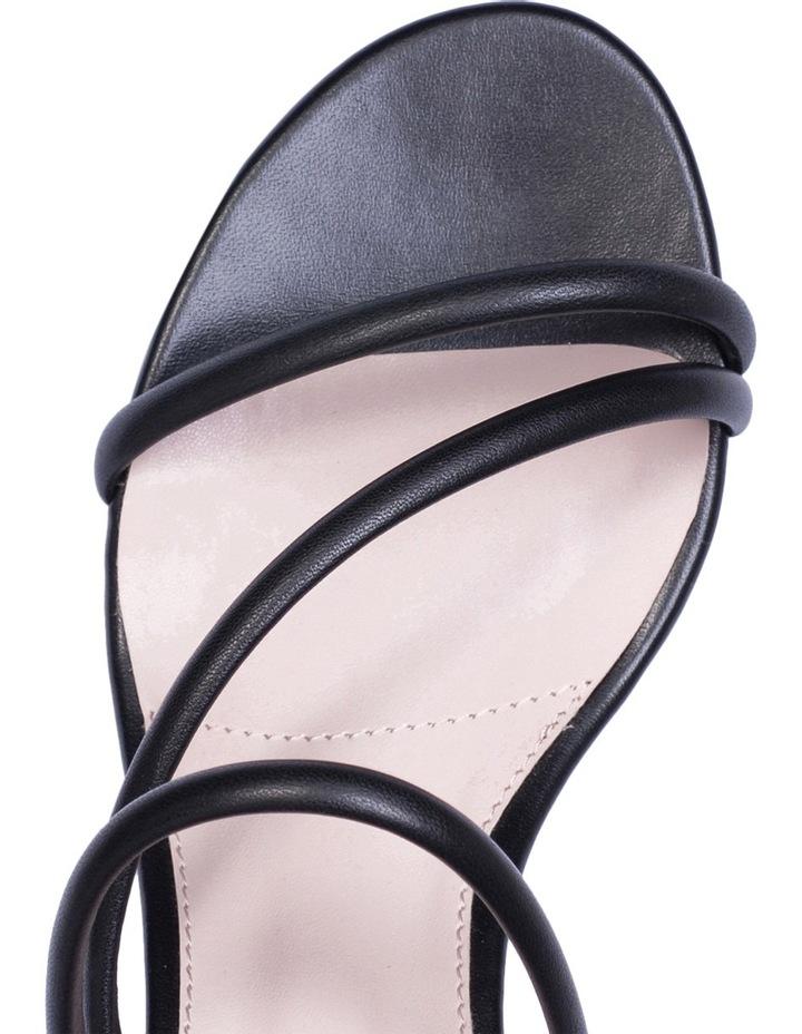 Neecey Black Sandal image 4