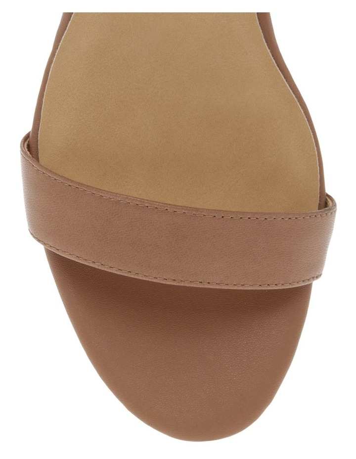Fender Tan Leather Sandal image 3