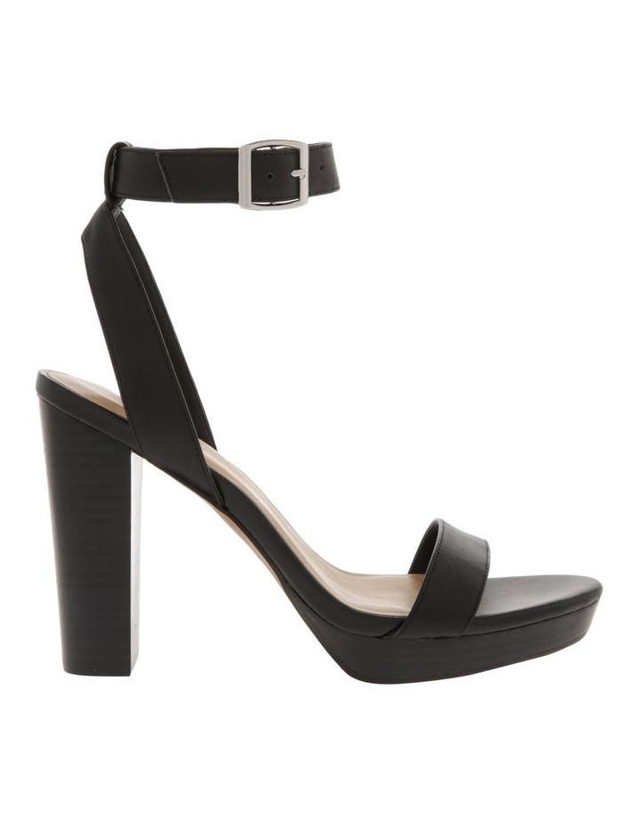 Fender Black Leather Sandal image 1