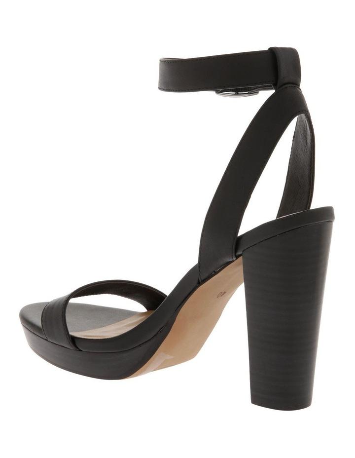 Fender Black Leather Sandal image 2