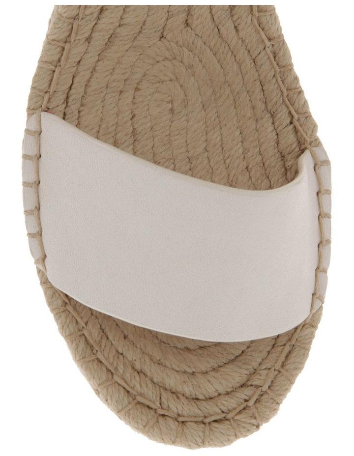Reno White Sandal image 3