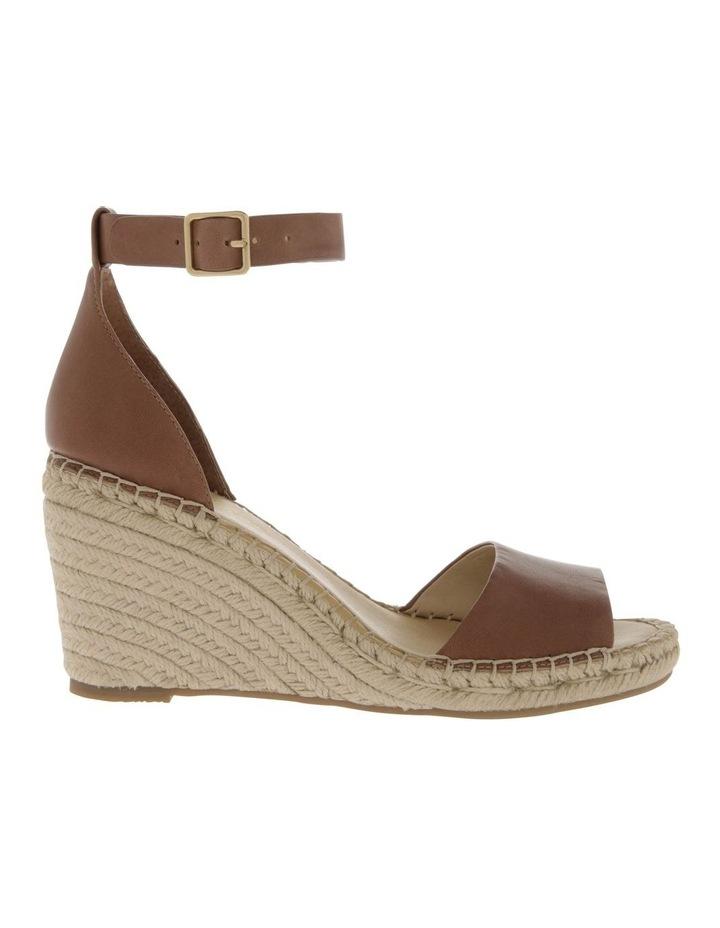 Rex Cognac Leather Sandal image 1