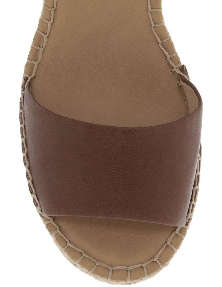 Rex Cognac Leather Sandal image 3