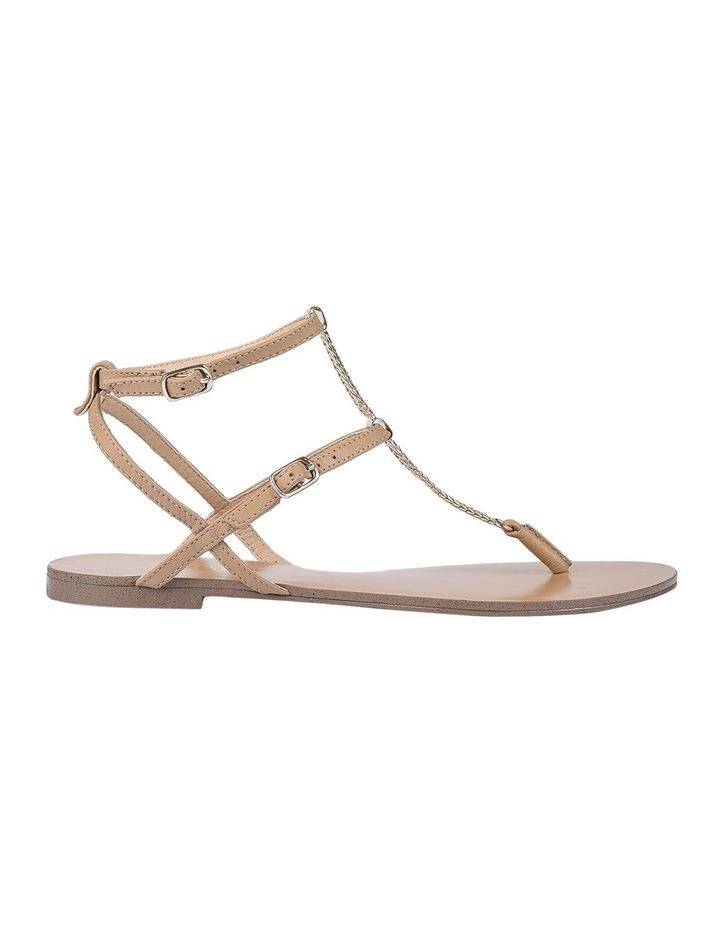 Serra II Lighy Tan Leather Sandal image 1