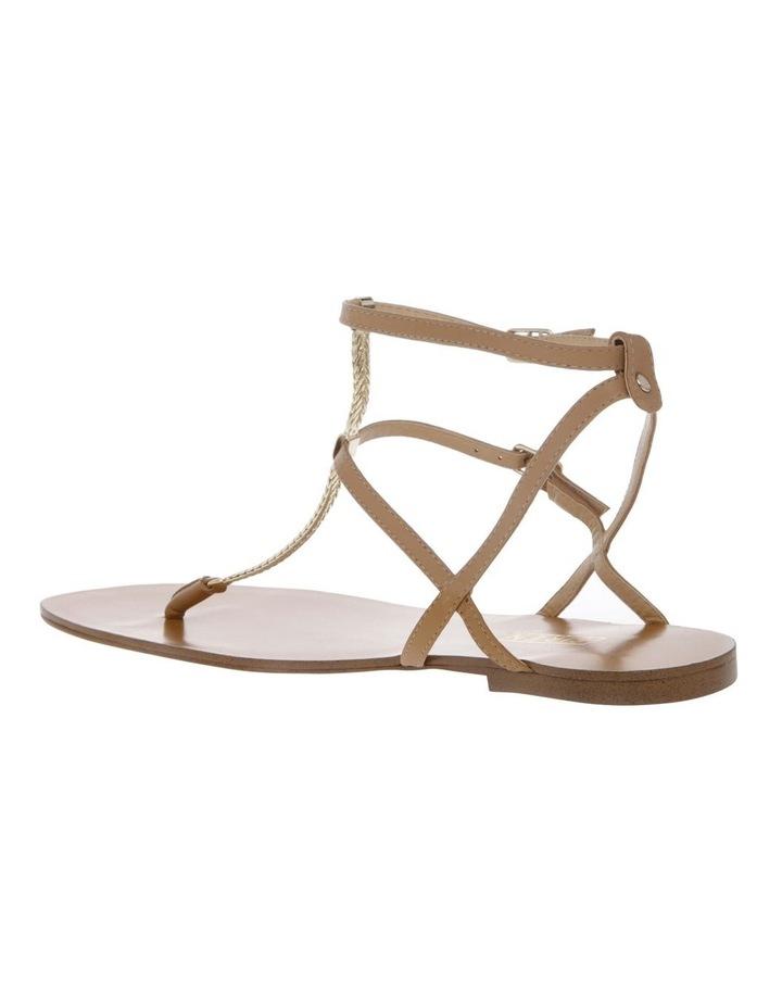 Serra II Lighy Tan Leather Sandal image 2