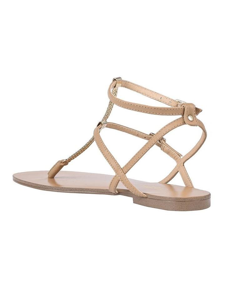Serra II Lighy Tan Leather Sandal image 3