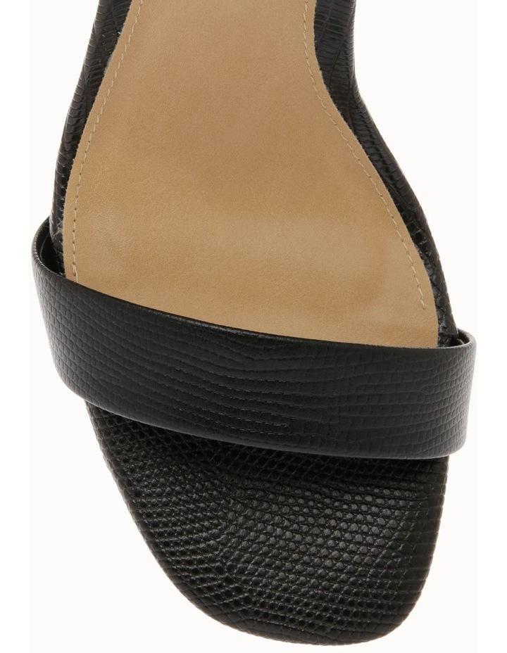 Felton Black Lizard Sandal image 3