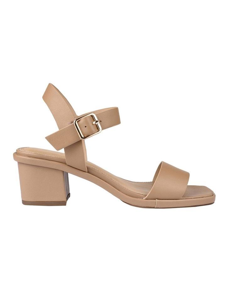 Nedah Light Tan Sandal image 1