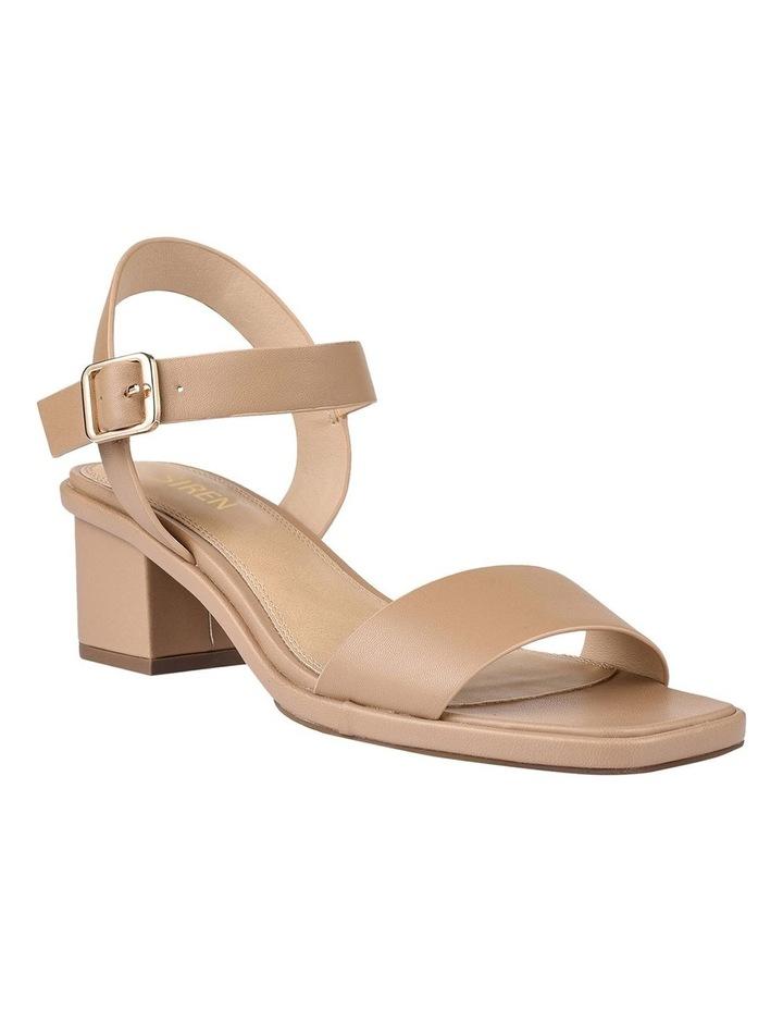 Nedah Light Tan Sandal image 2
