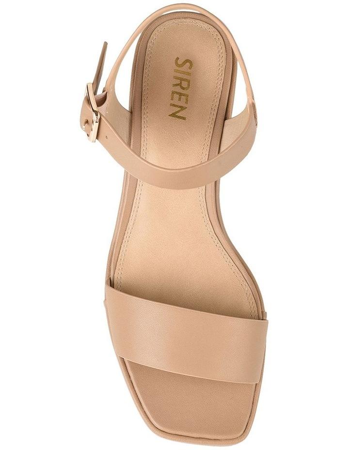 Nedah Light Tan Sandal image 5