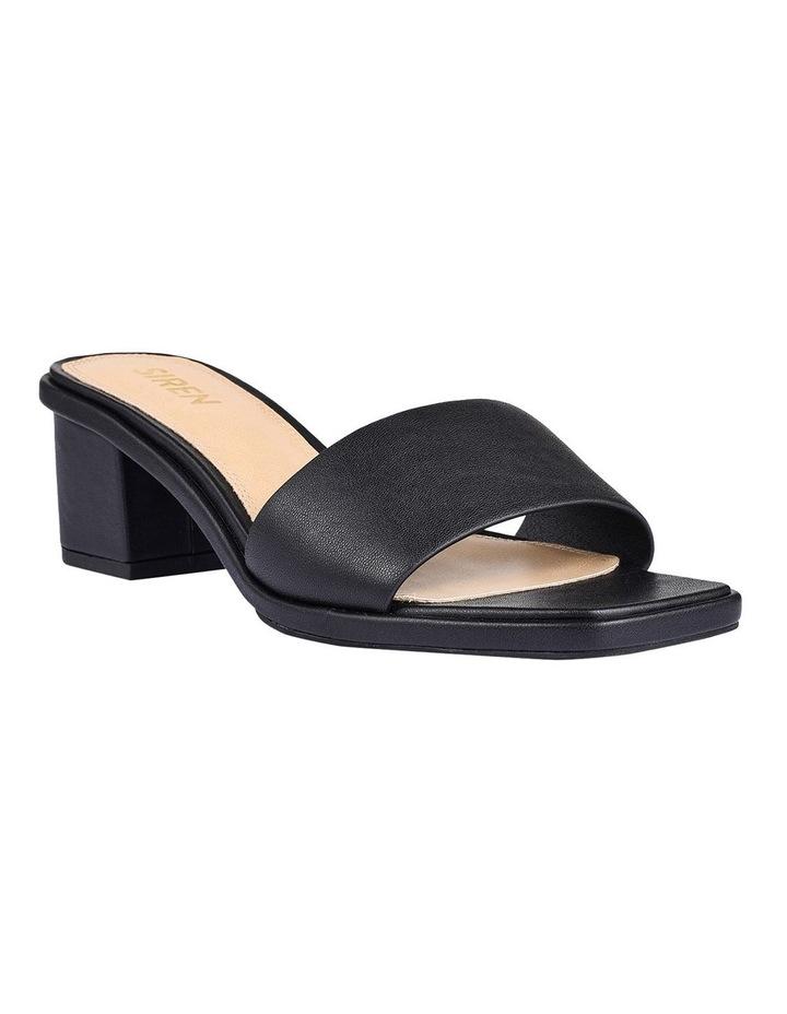 Neo Black Sandal image 2