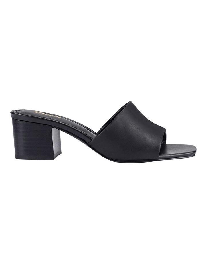 Nobu Black Sandal image 1