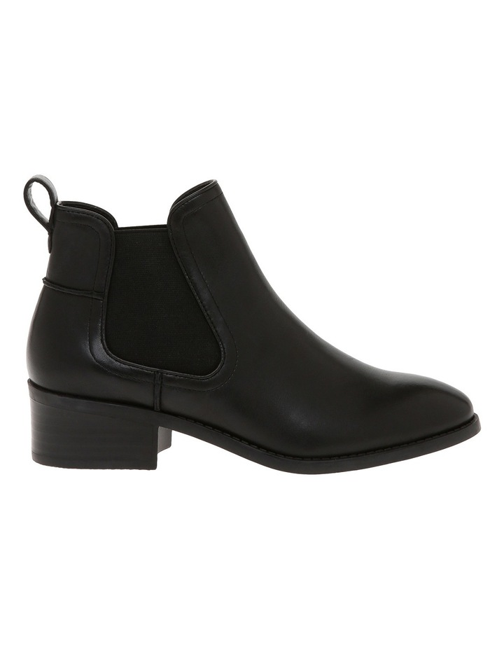 Dicey Black Boot image 1