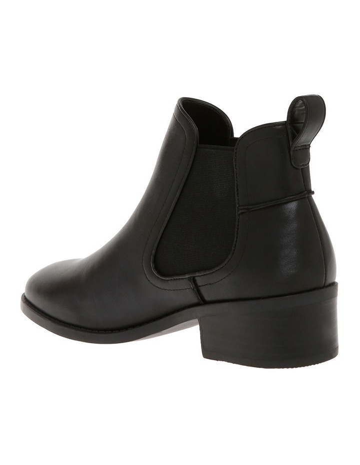 Dicey Black Boot image 2
