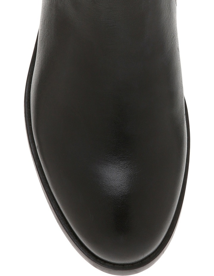 Dicey Black Boot image 3