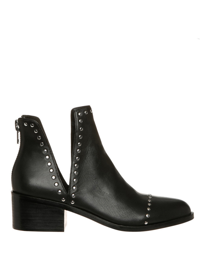 Conspire Black Boot image 1