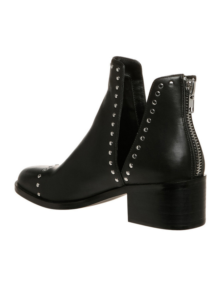 Conspire Black Boot image 2