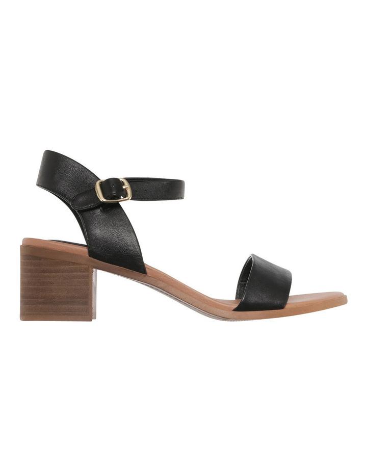April Black Sandal image 1