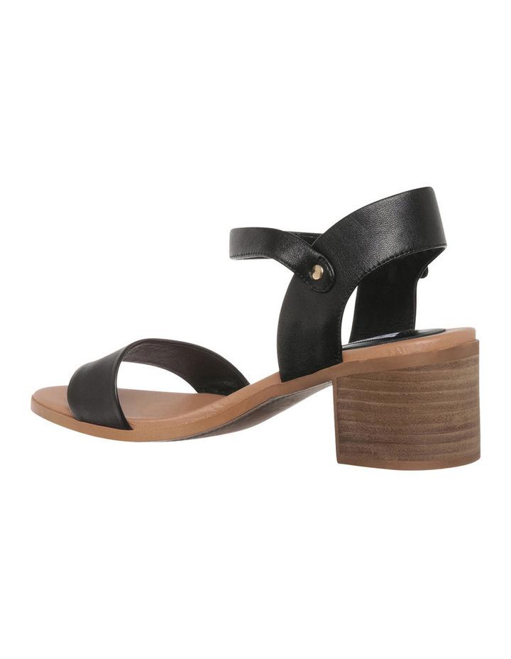 April Black Sandal image 2