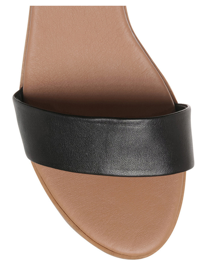 April Black Sandal image 3