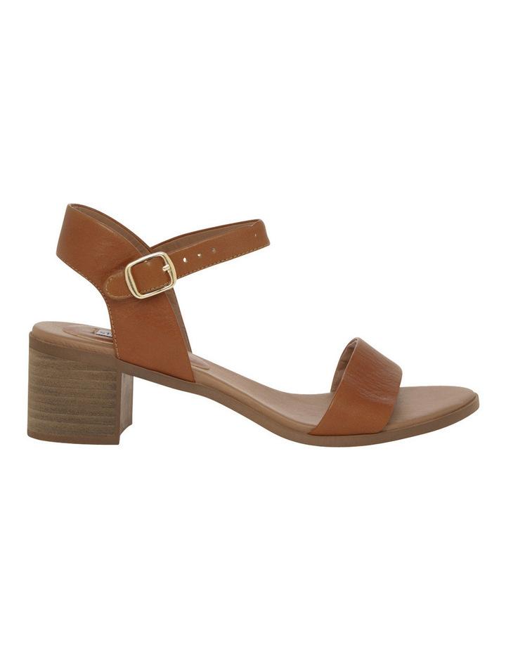 April Tan Sandal image 1