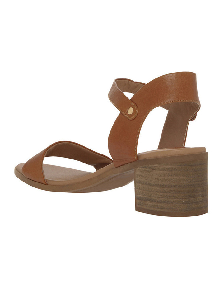 April Tan Sandal image 2