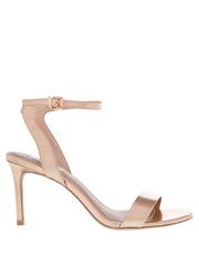 Faith Rose Gold Sandal