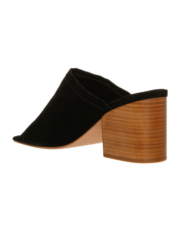 Doran Black Sandal image 2