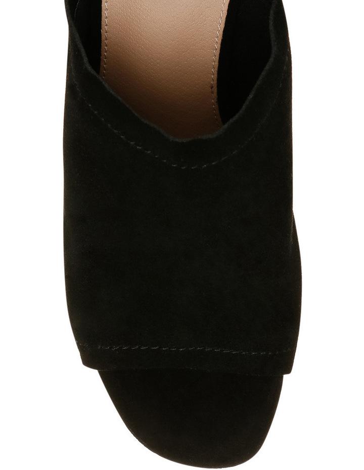 Doran Black Sandal image 3
