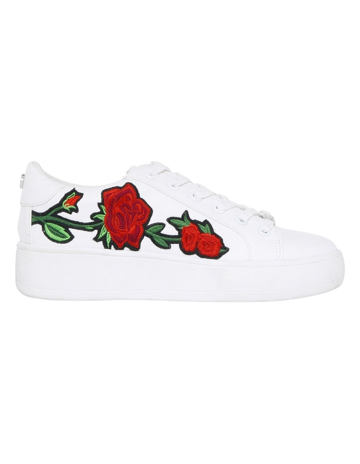 8a86f4c798b Steve Madden Bertie White Sneaker