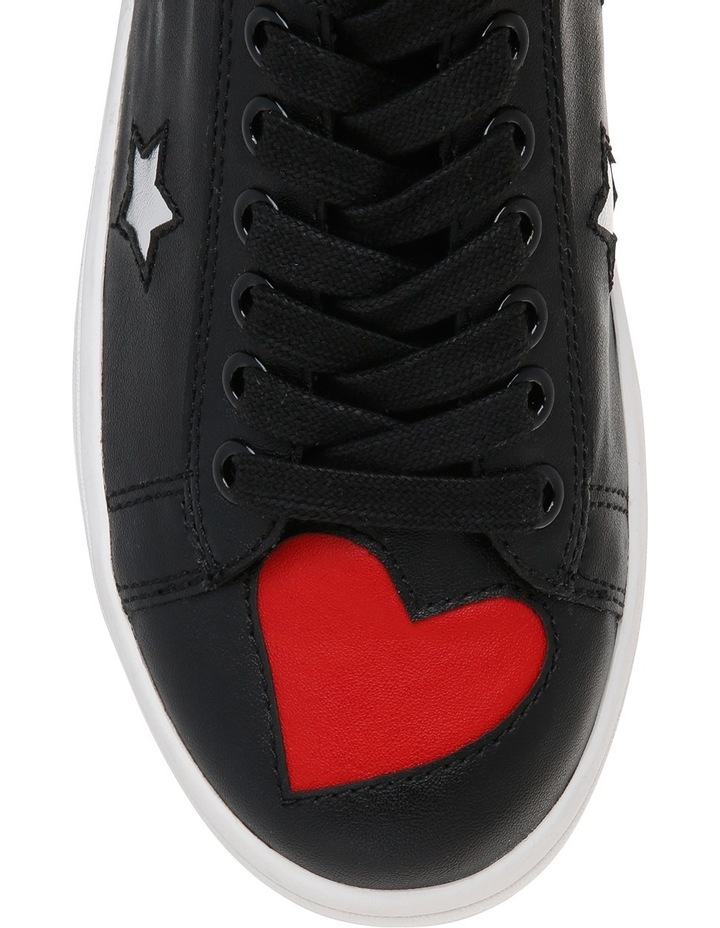 Limit Black Sneaker image 3