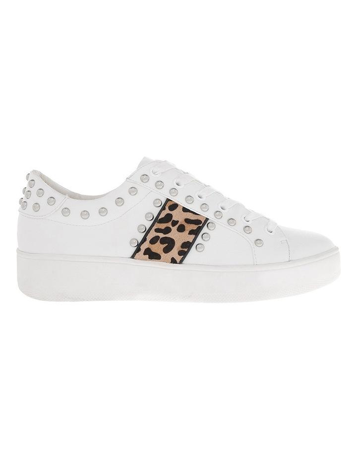 847b435815c Steve Madden Belle White Leopard SneakerBelle White Leopard Sneaker