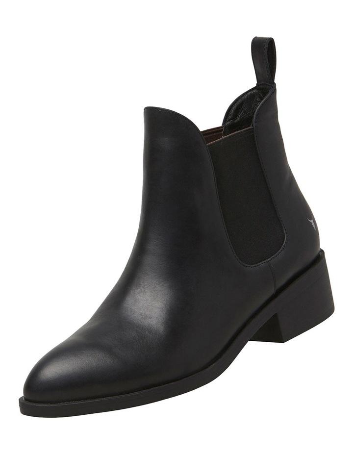 Grinded Black Boot image 2