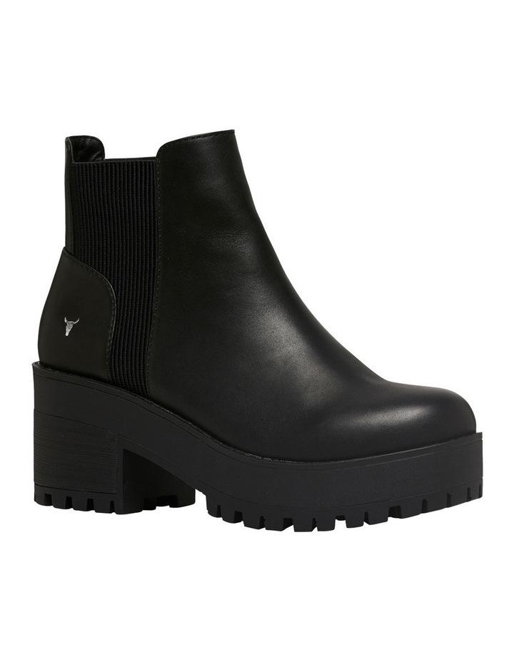 Icon Black Boot image 2