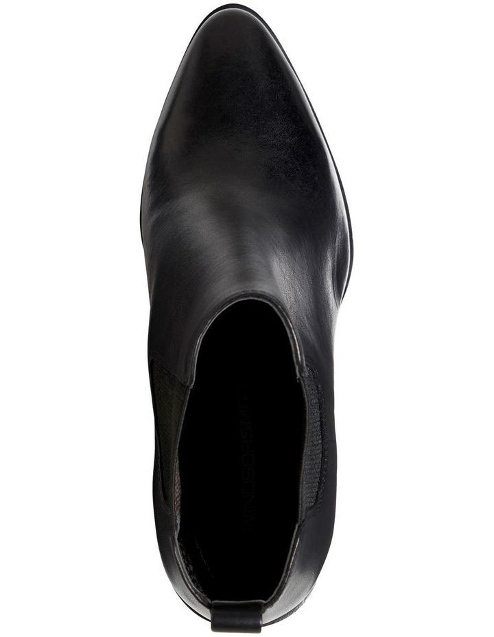 Fran Black Boot image 5