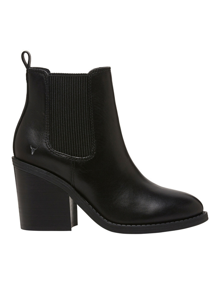 Marcy Black Boot image 1
