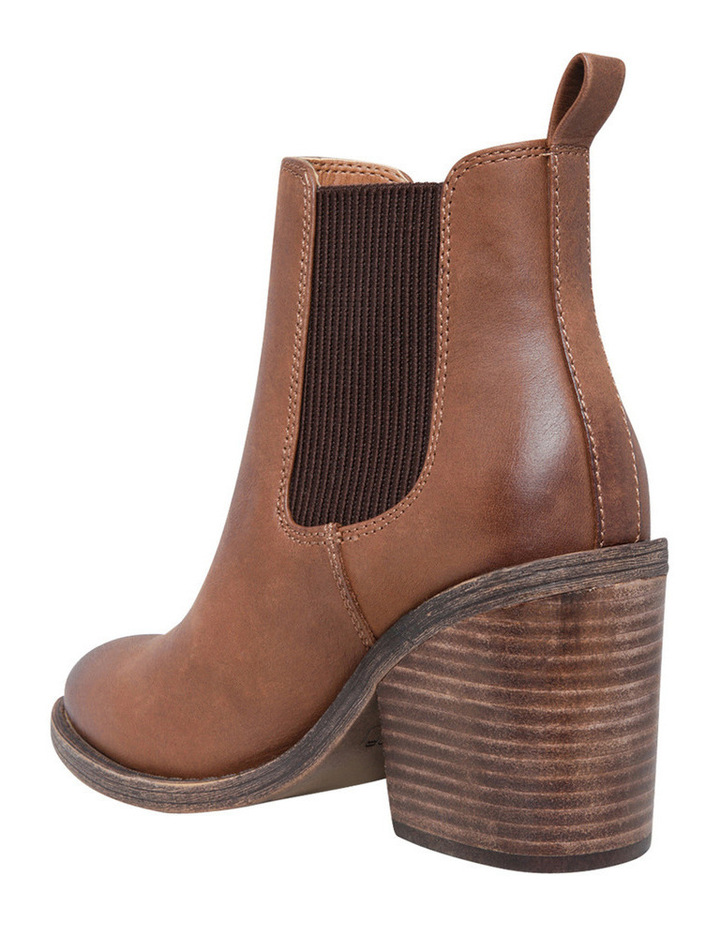 Marcy Tan Leather Boot image 2