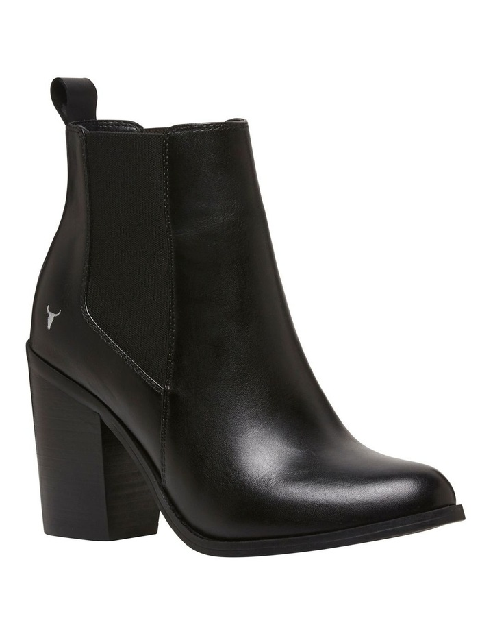 Lille Black Boot image 2