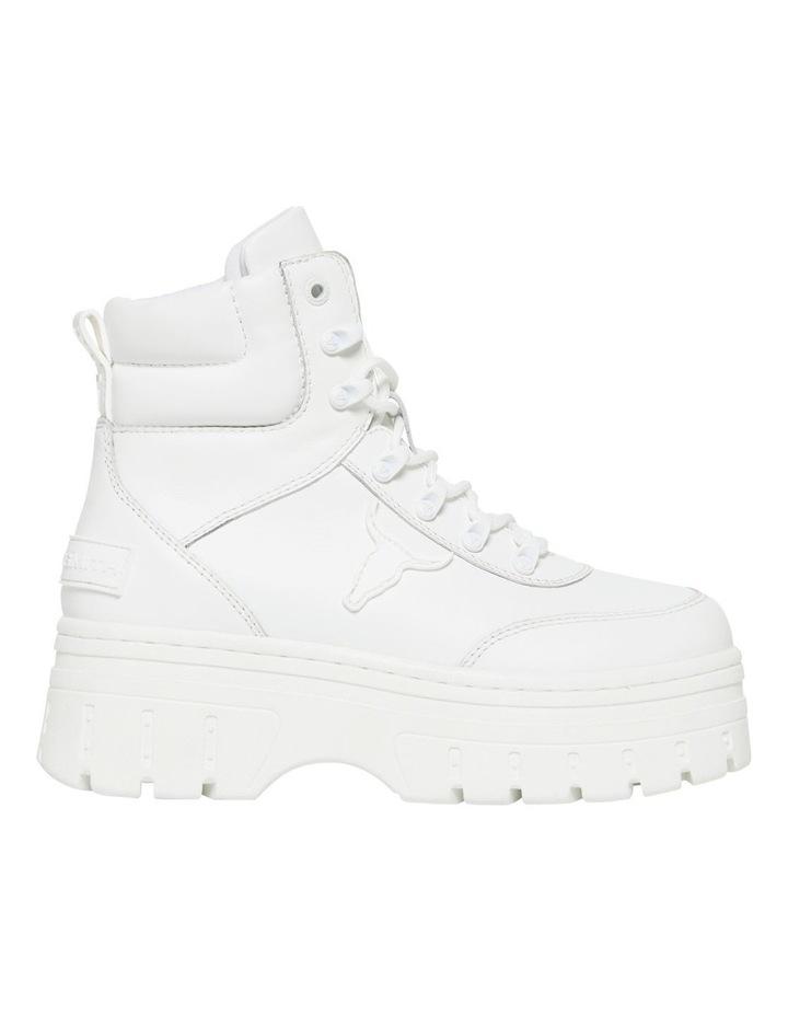 Laken White Boot image 1
