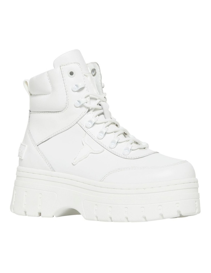 Laken White Boot image 2