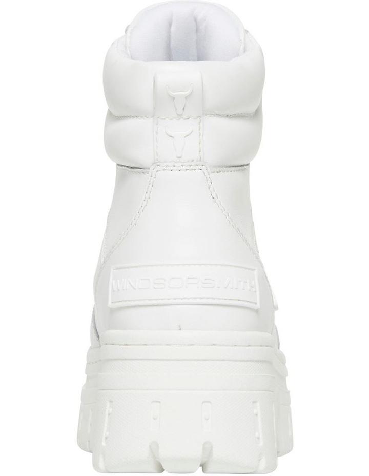 Laken White Boot image 3