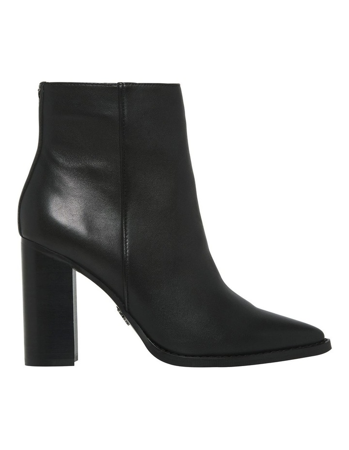 Lexi Black Leather Boot image 1