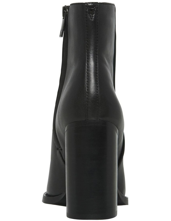 Lexi Black Leather Boot image 3