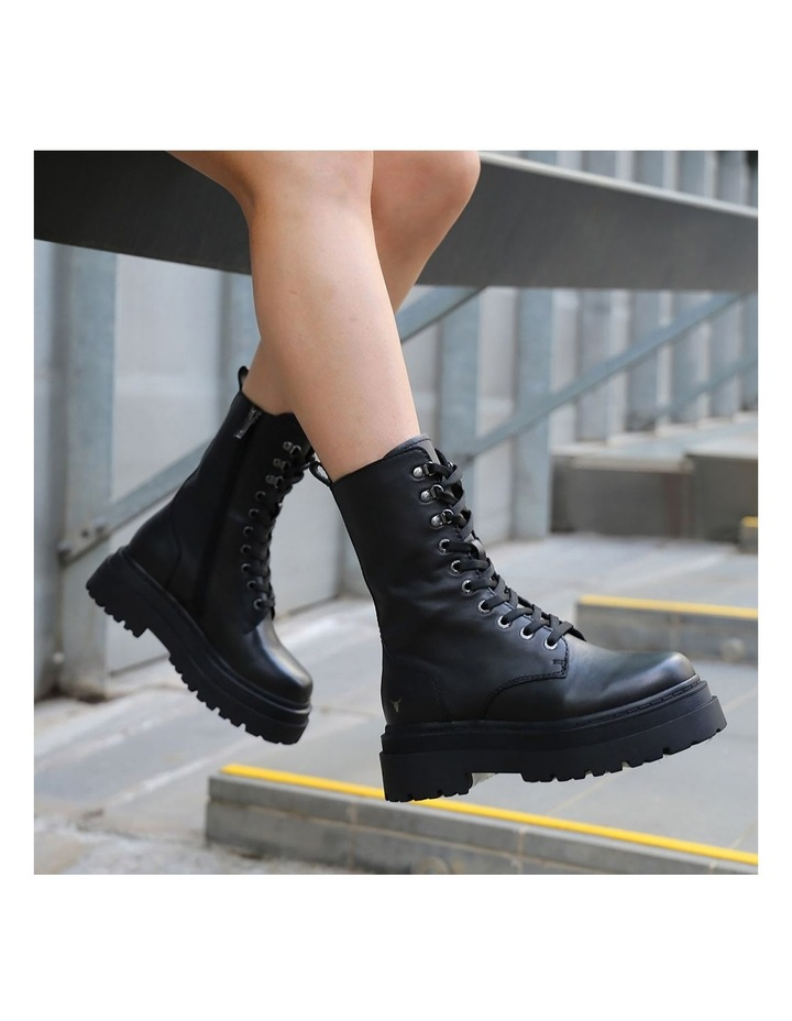 Payback Black Boot image 2