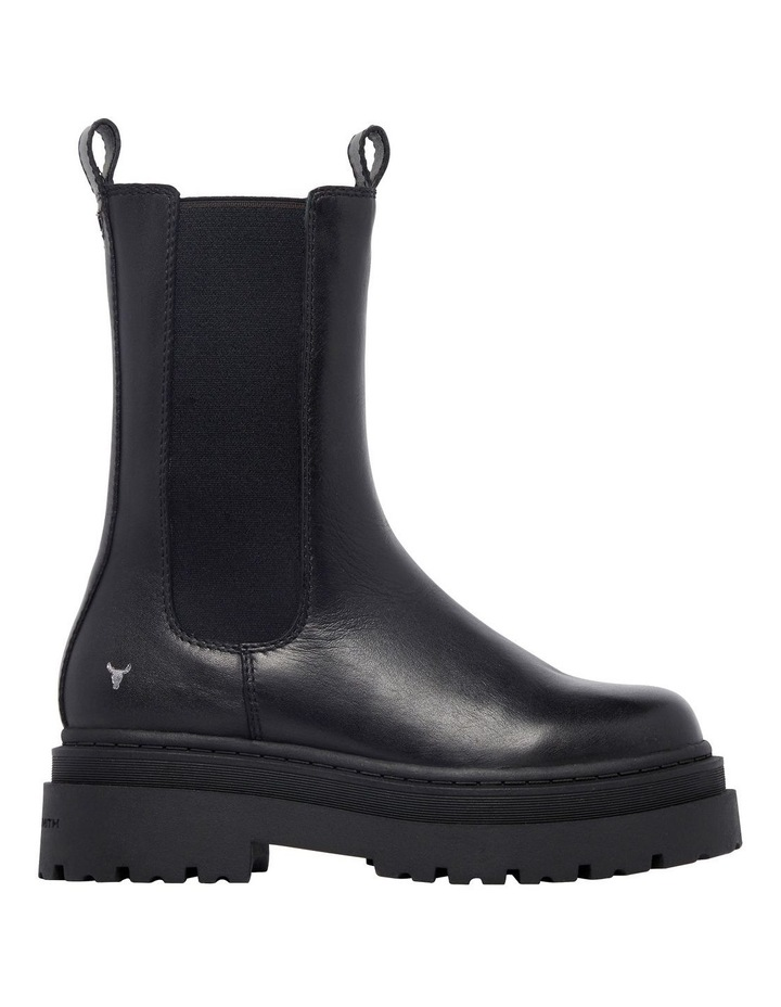 Privacy Black Boot image 1