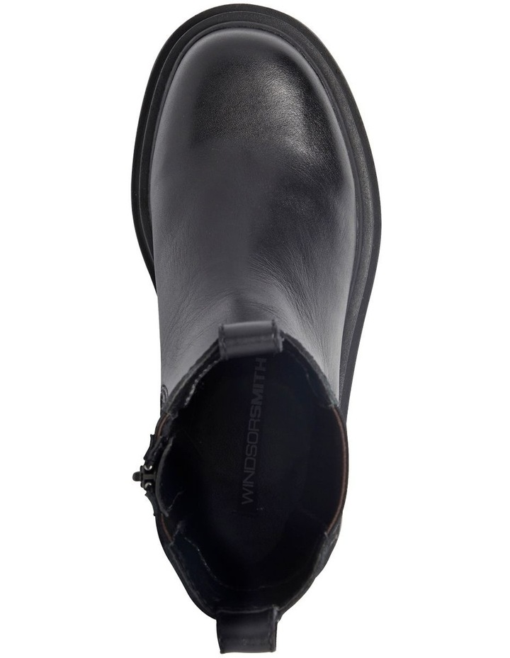 Privacy Black Boot image 3