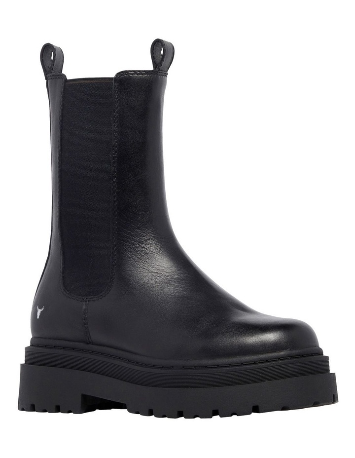 Privacy Black Boot image 4